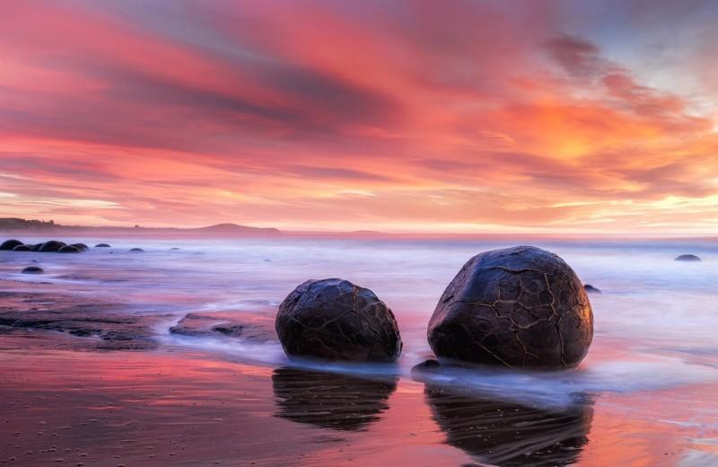 Половина песчаных пляжей мира может исчезнуть к 2100году