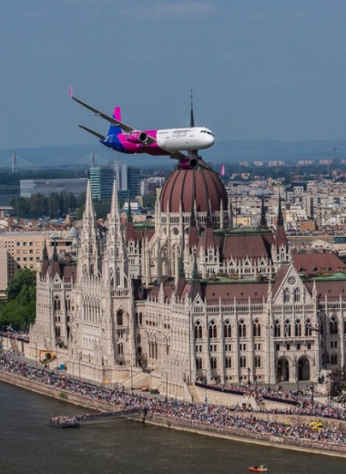 Путешествие к жемчужине Центральной Европы с Wizz Air