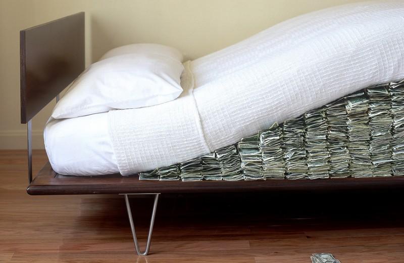 Ловушки мышления. Почему проблемы с деньгами возникают даже у умных людей
