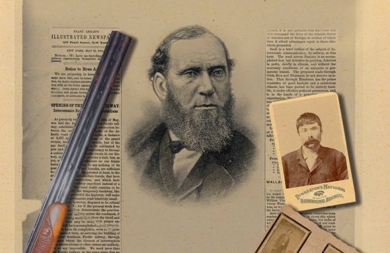 Жизнь и подвиги Алана Пинкертона, сыщика, шпиона и джентльмена
