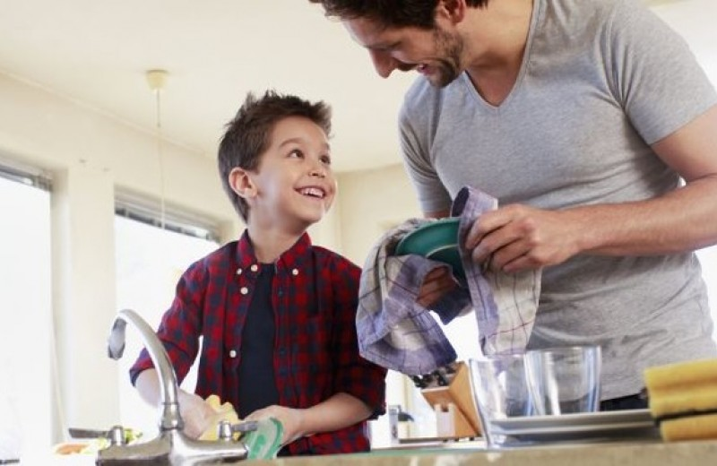 Как не вырастить ребенка эгоистом