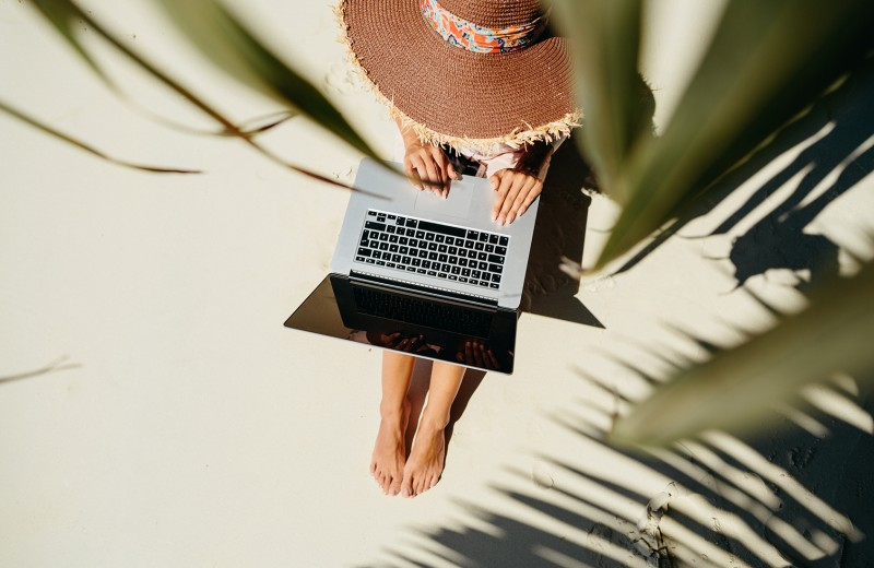 Цифровые кочевники: как становятся digital nomads и где они обитают