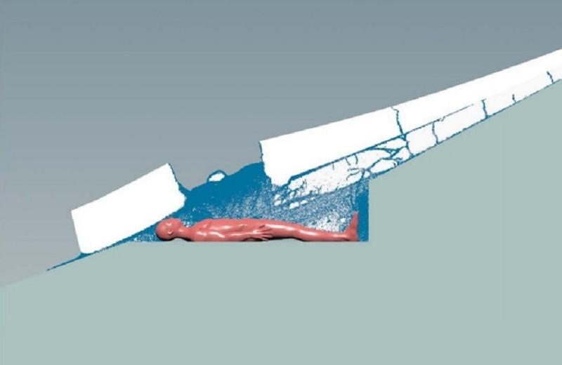 Инженеры объяснили травмы группы Дятлова сходом микролавины