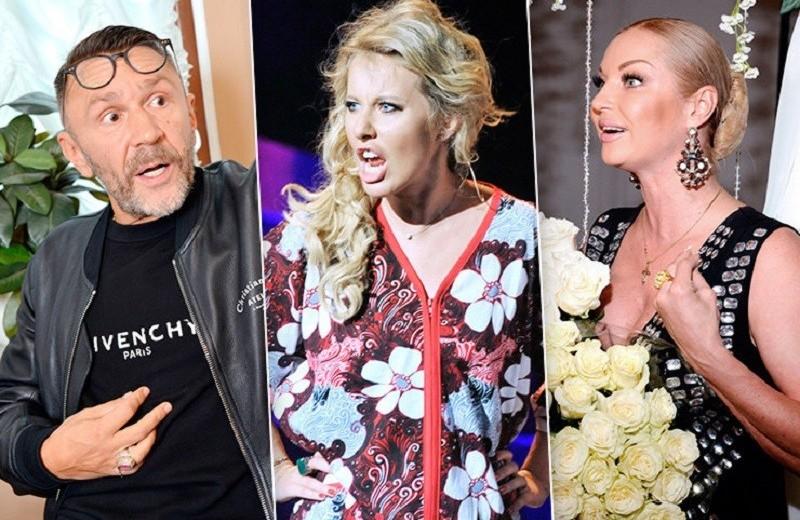 Собчак против: все звезды, с которыми скандалила телеведущая