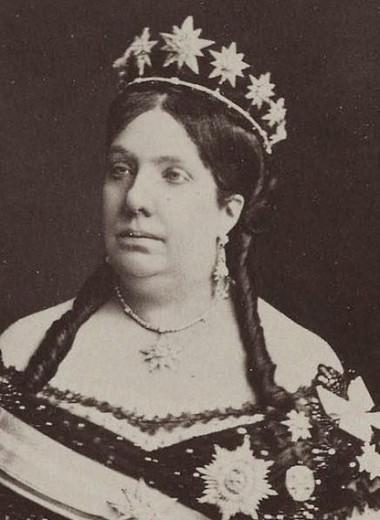 Как короли и королевы XIX века отличались от своих парадных портретов? (галерея)