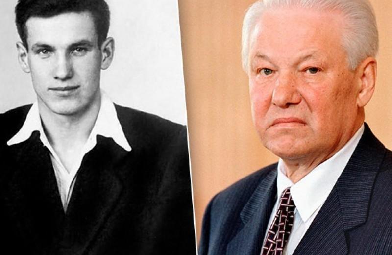 Ельцин — красавчик, Меркель — леди: как выглядели политики в молодости