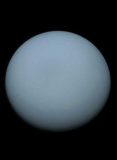 Уран стремительно теряет атмосферу