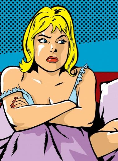Женщины бьют тревогу: современные мужчины устали от секса