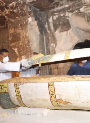 В Египте найдена гробница смотрителя за бальзамированием фараонов