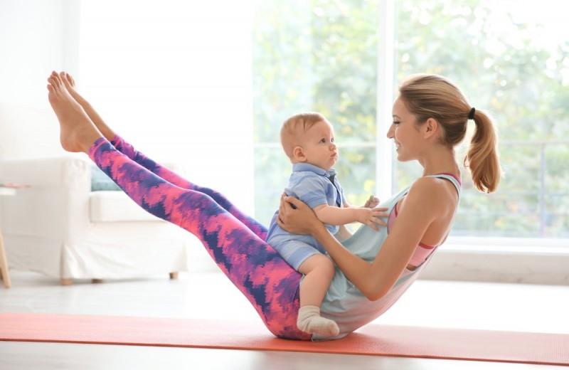 Диастаз: безопасные упражнения для восстановления