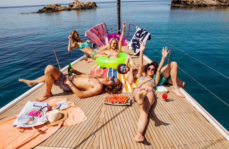 8 причин снять яхту вместо отеля в путешествии (при том, что ты далеко не олигарх)