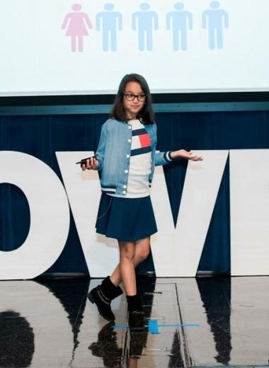 11-летняя программистка — о школе, своей компании и Google