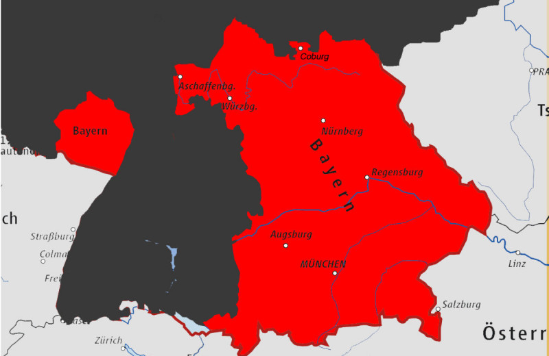 Баварская советская республика и еще четыре экзотические страны Советов