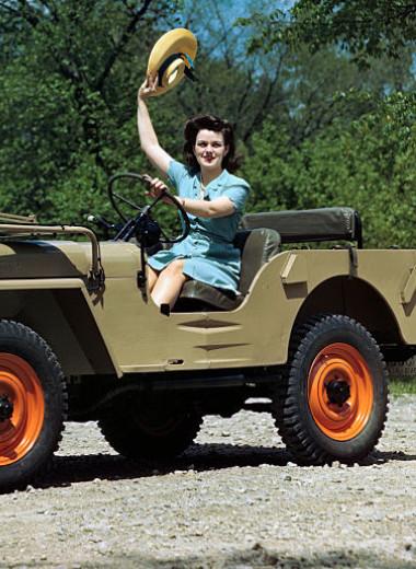 Человек, который придумал Jeep