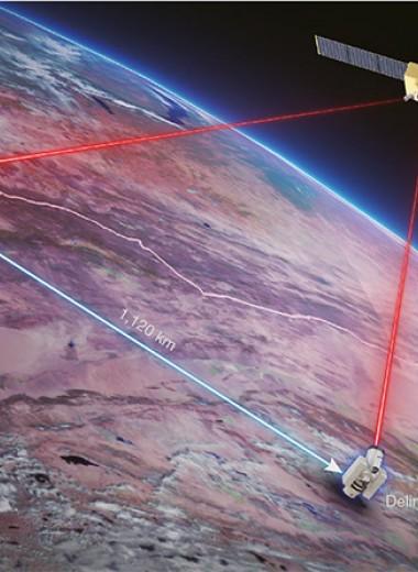 В Китае состоялся сеанс квантовой связи на расстоянии в 1120 километров