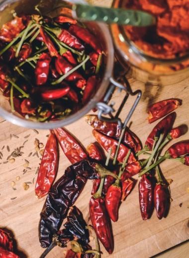 Шкала остроты перцев и самый острый перец в мире (обжигающий рейтинг)