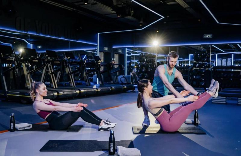 Прокачай себя! Тренировка c REBOOT LIVE # 7. Программа Arms&Shoulders