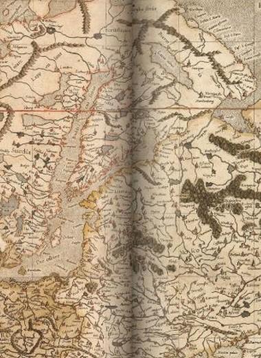 Меркатор: человек, который изобрел современную карту