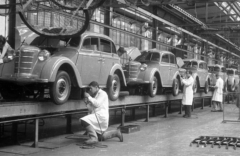 Нашим от ваших: как в СССР копировали капиталистический автопром