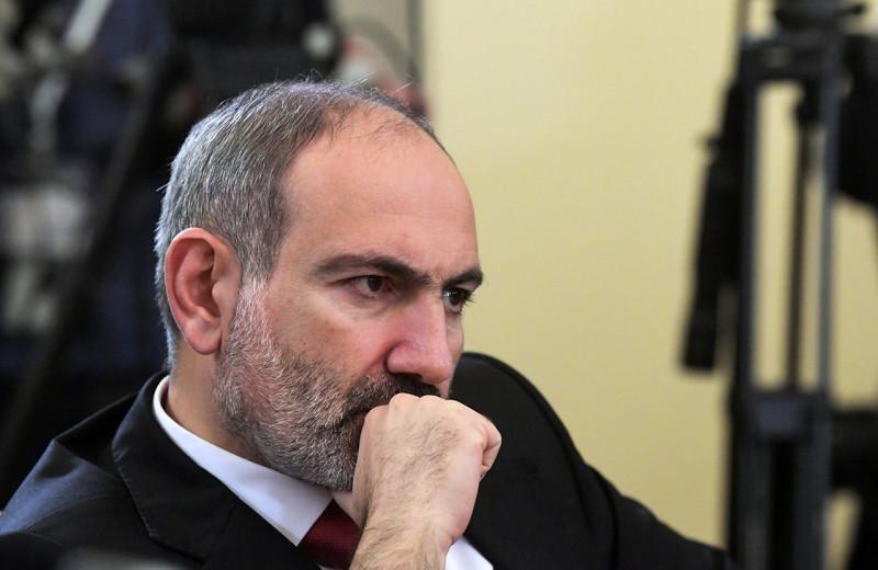 Никол Пашинян — РБК: «Гарантия России касается территории Армении»