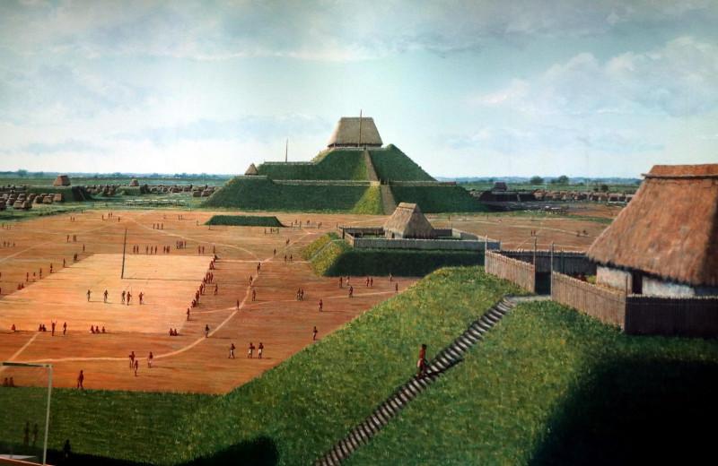 Почему индейцы забросили свой самый крупный город? Исключена одна из главных версий