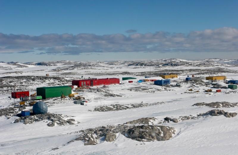 На Земле Уилкса в Антарктиде зафиксировали первую в истории наблюдений волну тепла