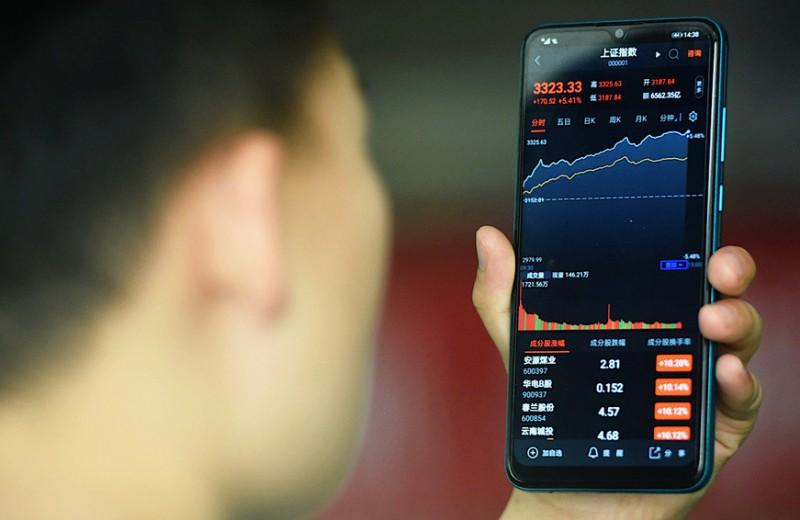 Ошибка «толстых пальцев»: как случайные продажи акций в Китае стали трендом