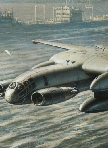 Невероятный ВВА-14: вертикально взлетающая амфибия из СССР