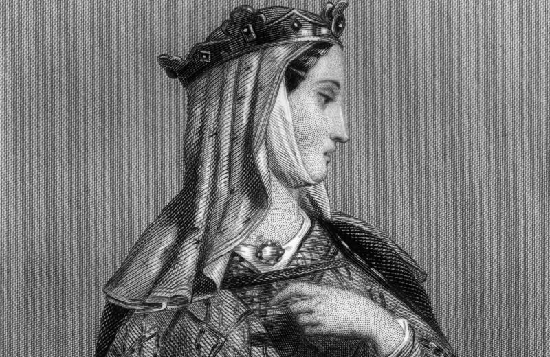 Алиенора Аквитанская — мятежница на троне