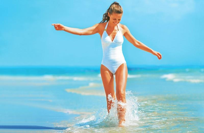 5 советов, как оздоровить свой организм на пляже