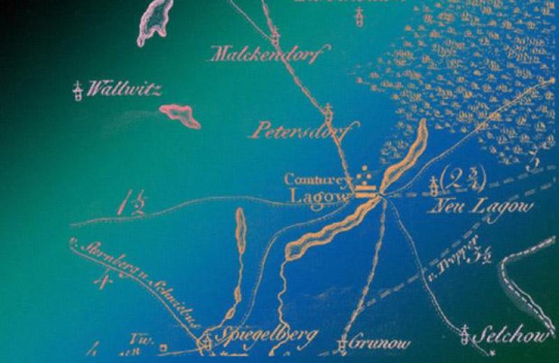 Рыцарский орден госпитальеров свел леса вокруг польской деревни в позднем Средневековье