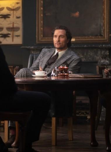 «Джентльмены» — лучший фильм Гая Ричи за много лет