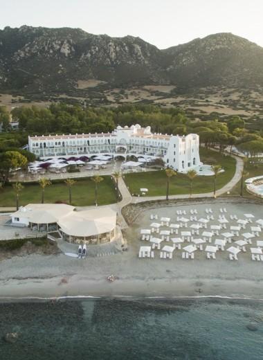Райский уголок на южном побережье Сардинии: Falkensteiner Resort Capo Boi