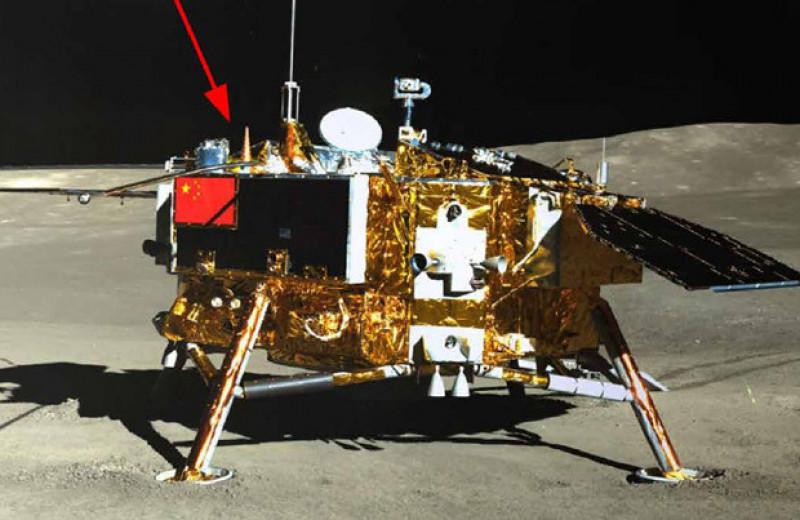 «Чанъэ-4» измерила уровень радиации на поверхности Луны