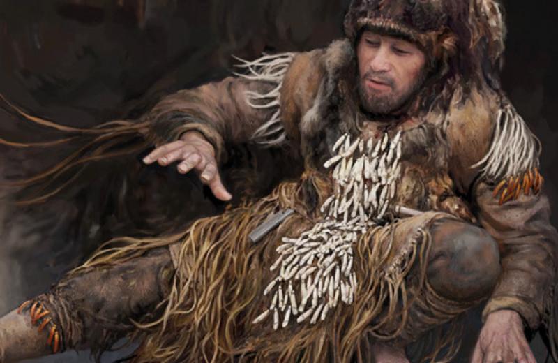 Археологи воспроизвели музыку мезолитических охотников с помощью лосиных зубов