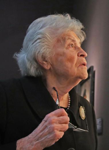 «Время никогда не бывает свободным»: последнее интервью президента Пушкинского музея Ирины Антоновой