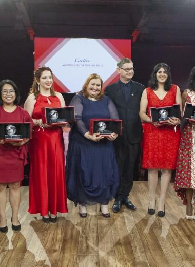 «Агенты перемен». Как Cartier Women's Initiative объединяет женщин, которые способны изменить мир