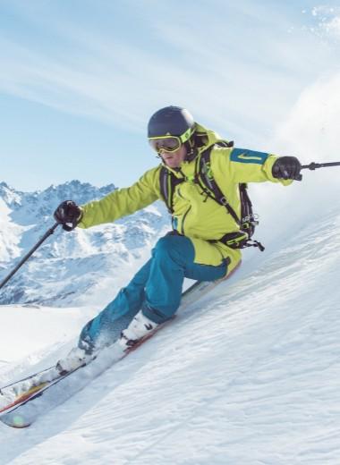 5 причин взять лыжи и поехать в Северный Тироль