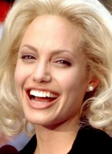 Тогда и сейчас: самые дерзкие преображения культовой актрисы Анджелины Джоли