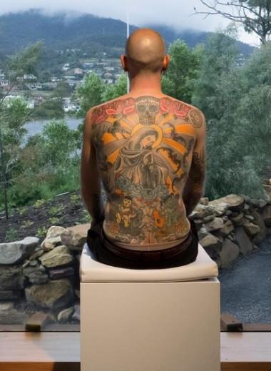 Человек-экспонат: как искусство продает реальных людей