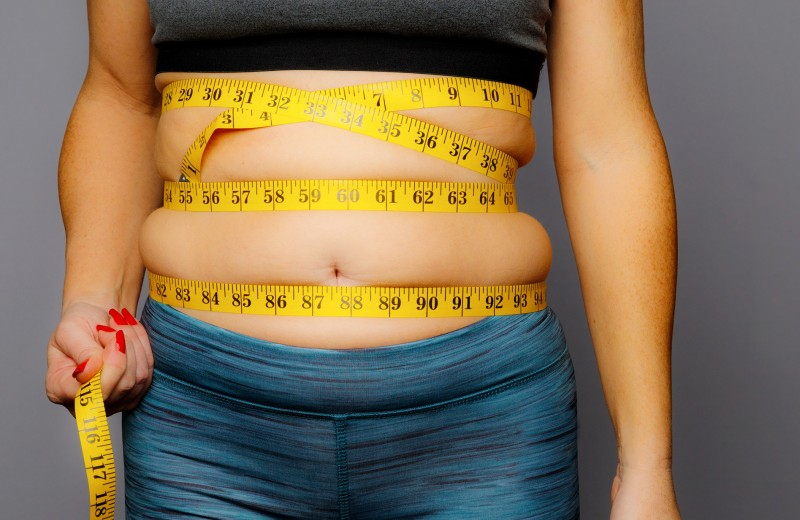 Убираем жир с живота за две недели не выходя из дома