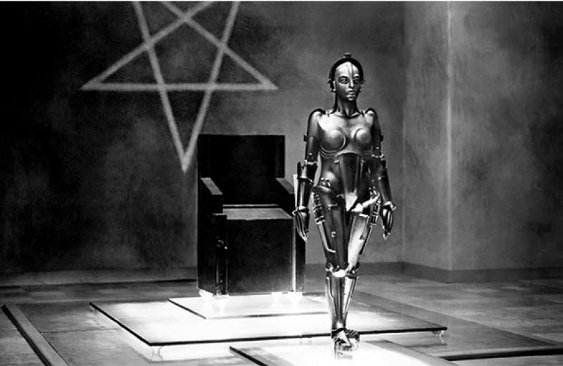 20 важных фильмов про роботов