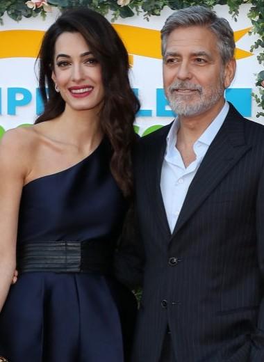 Как стареть так же красиво, как Джордж Клуни?
