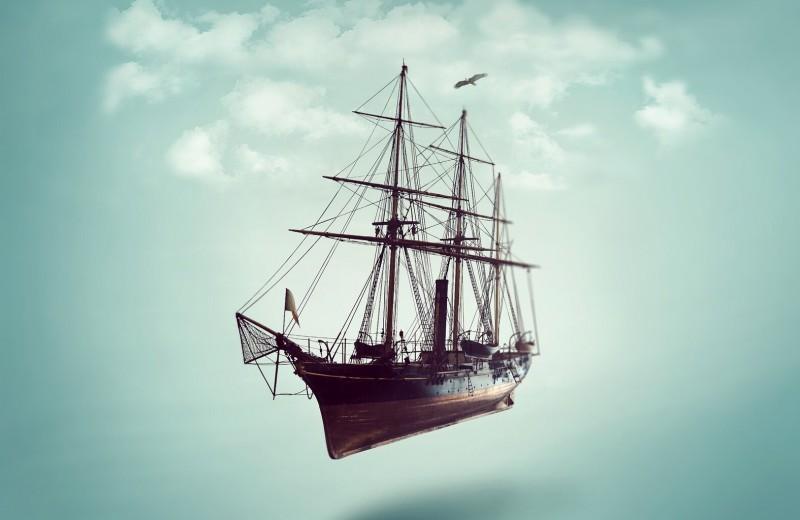 Феномен мертвой воды: почему погибли корабли Клеопатры