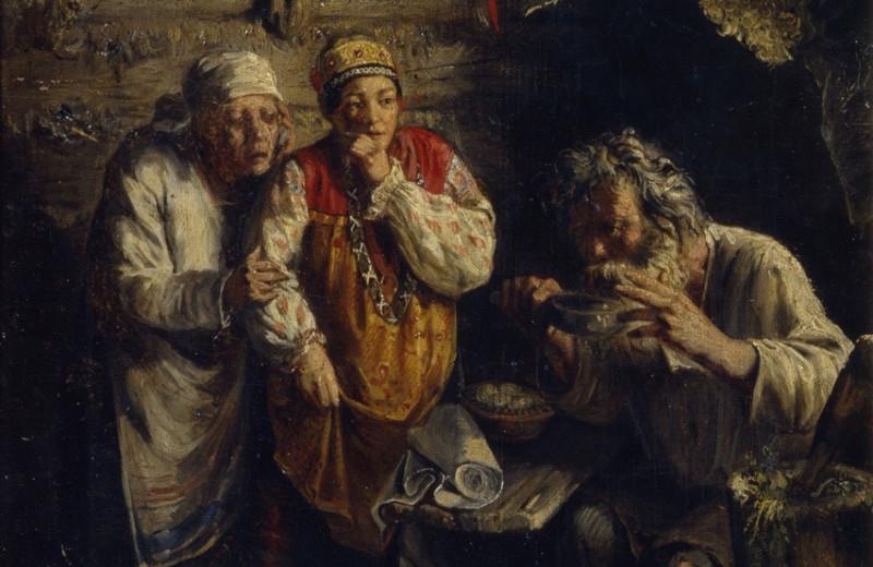 Три страшные истории о духах