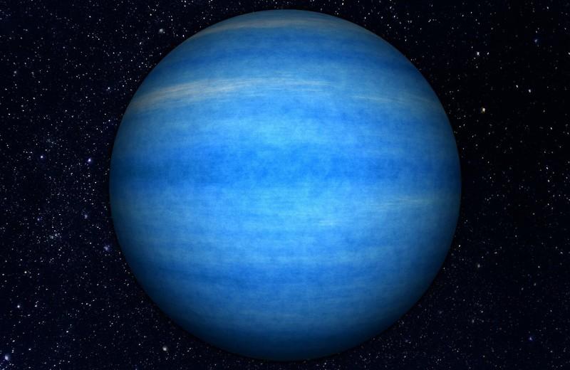 Почему на Нептуне идут алмазные дожди