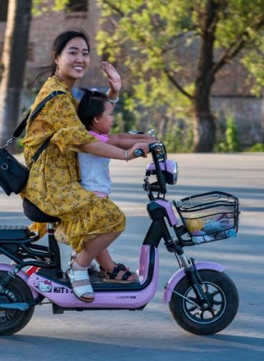 Вокруг света за 70 дней: Китай