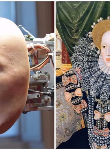 Какой была Елизавета I: художник «оживил» портрет королевы