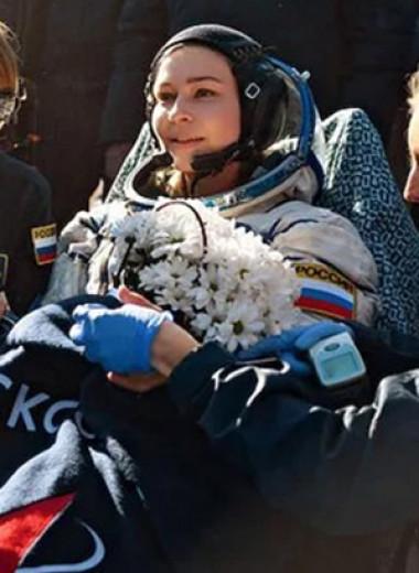 Где восторг? Почему полет Пересильд в космос не взволновал россиян