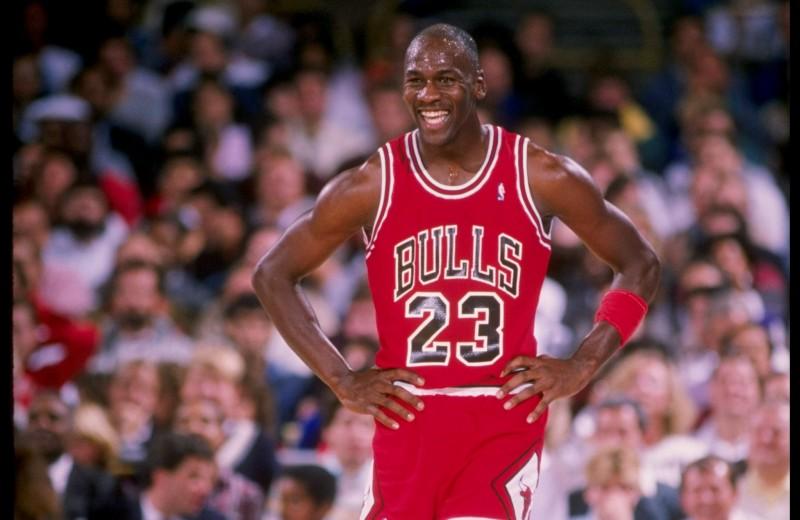 Майкл Джордан выкуривал сигару перед каждой своей игрой